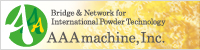 AAAmachine, Inc. powder technology site